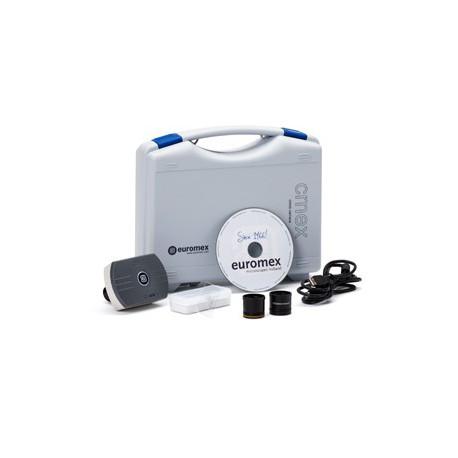 Camara digital CMEX-PRO5 con sensor CMOS de 5 Mp.