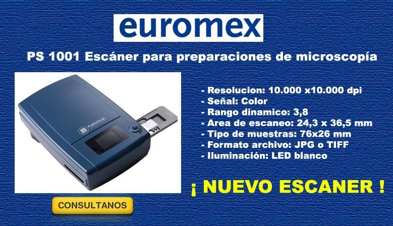 Nuevo Escaner Euromex